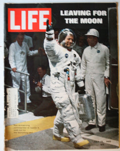 07 25 1969 Life Leaving For The Moon