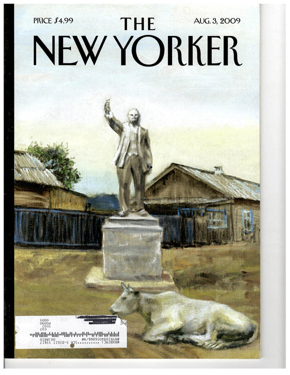 08 03 2009 The New Yorker