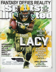 08 04 2014 Sports Illustrated Eddie Lacy