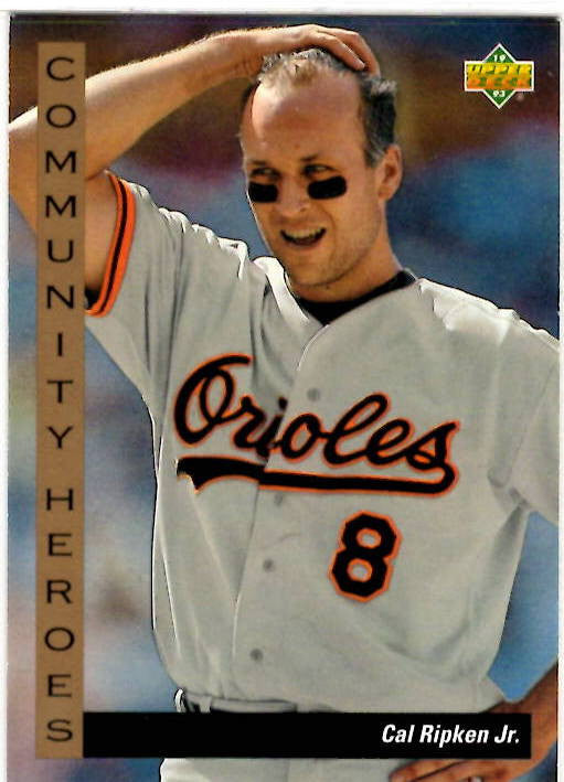 08 24 1960 Cal Ripken Jr Pick One