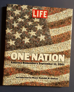 09 11 2001 Life One Nation