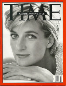 09 15 1997 Time Princess Diana