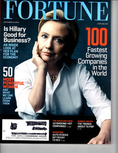 09 15 2016 Fortune Hillary Clinton