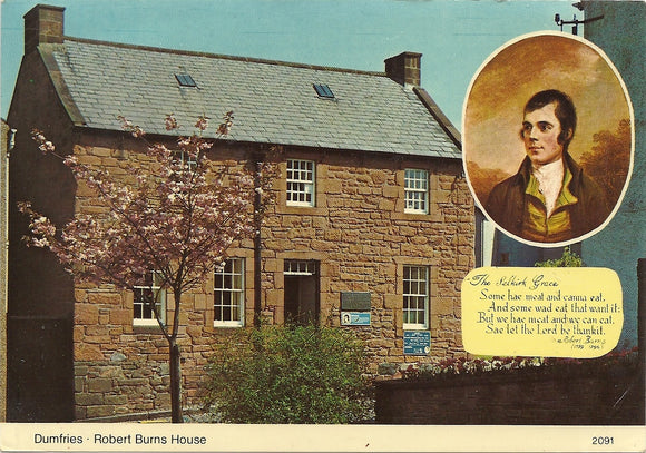 09 27 1986 PC Dumfries - Robert Burns House