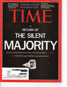 10 24 2011 Time Silent Majority