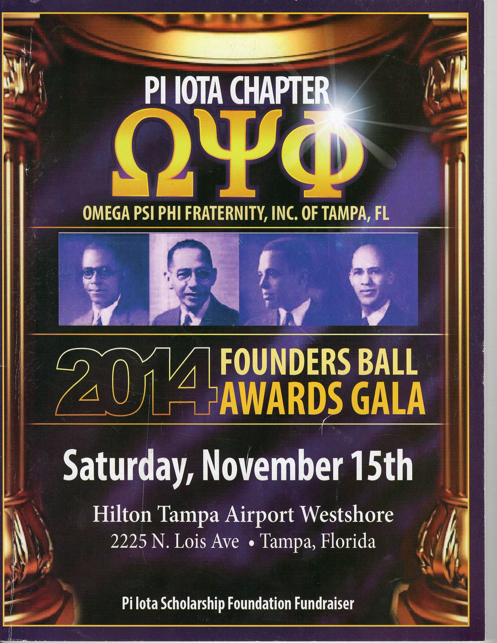 11 15 2014 PI IOTA Founders Day Ball