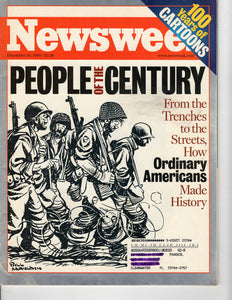 12 20 1999 Newsweek People of the Century