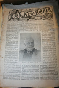 12 27 1890 NEWS Rural New-Yorker