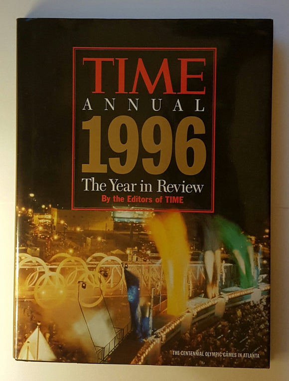 1996 Time Annual 1996 The Year in Review