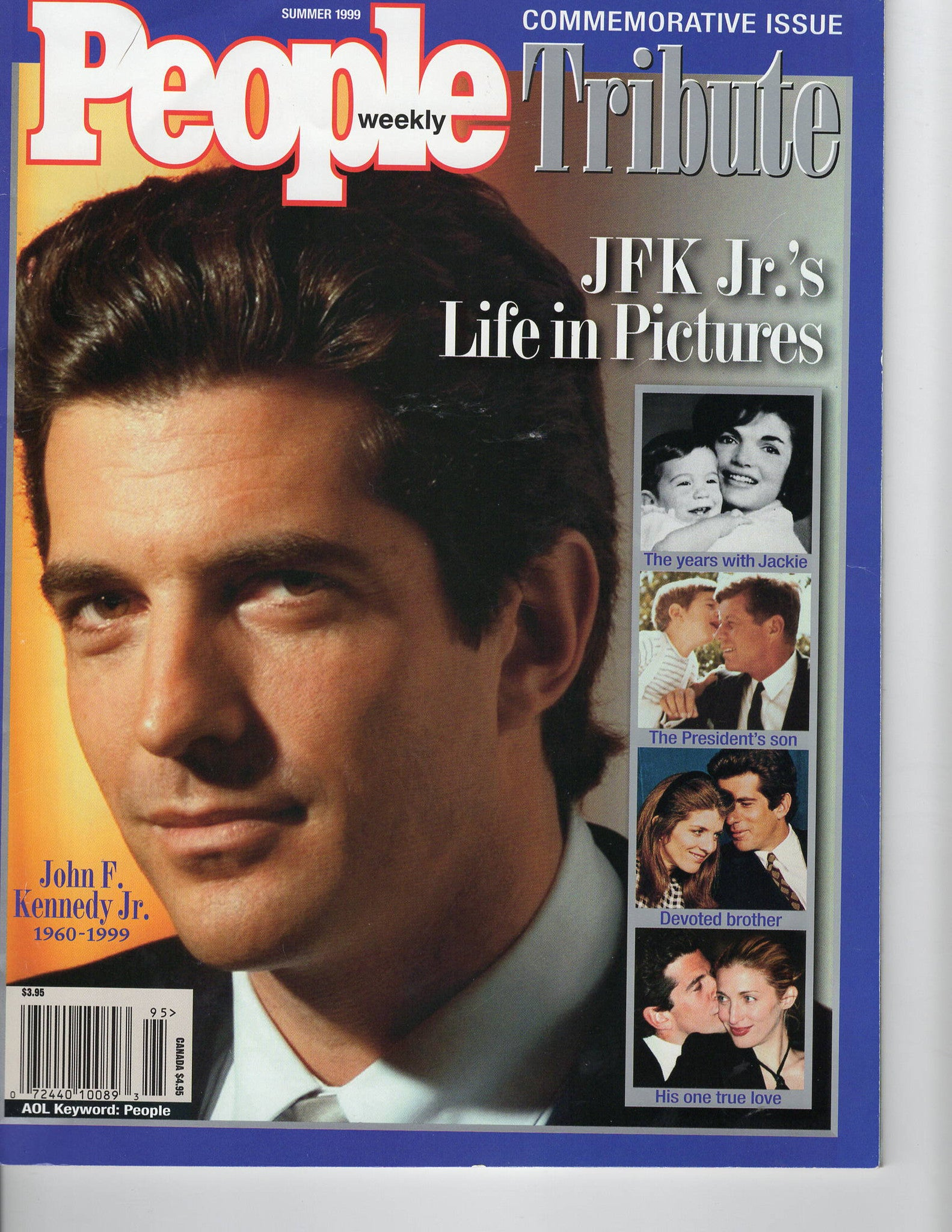 1999 People JFK Jr.