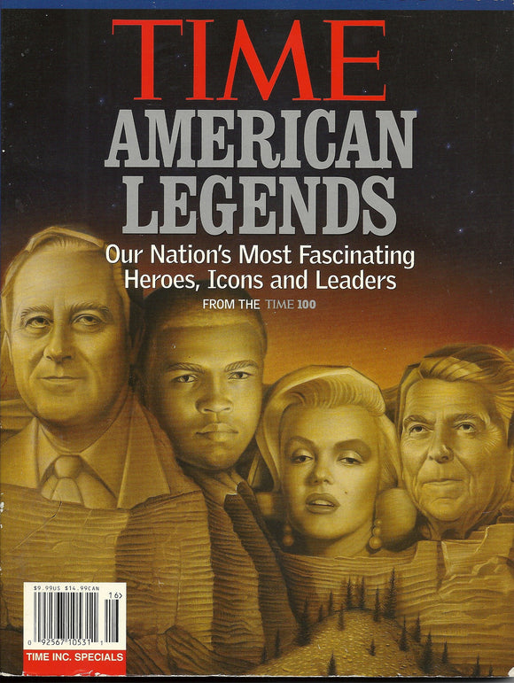 2001 TIME American Legends