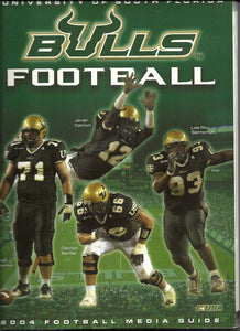 2004 USF Football Media Guide