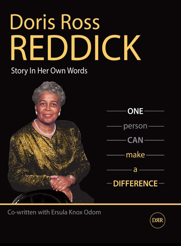 03 13 2015 The Doris Ross Reddick Story