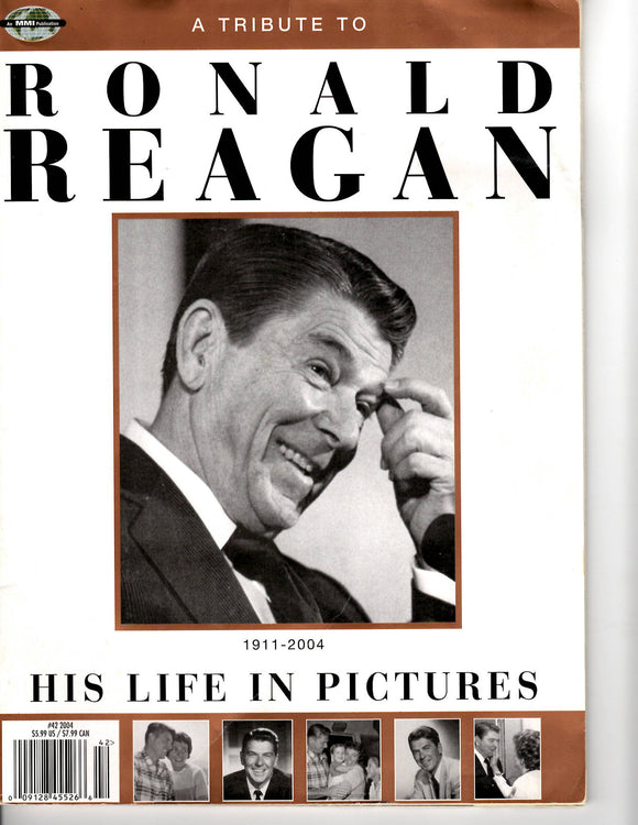 02 06 1911 Ronald Reagan