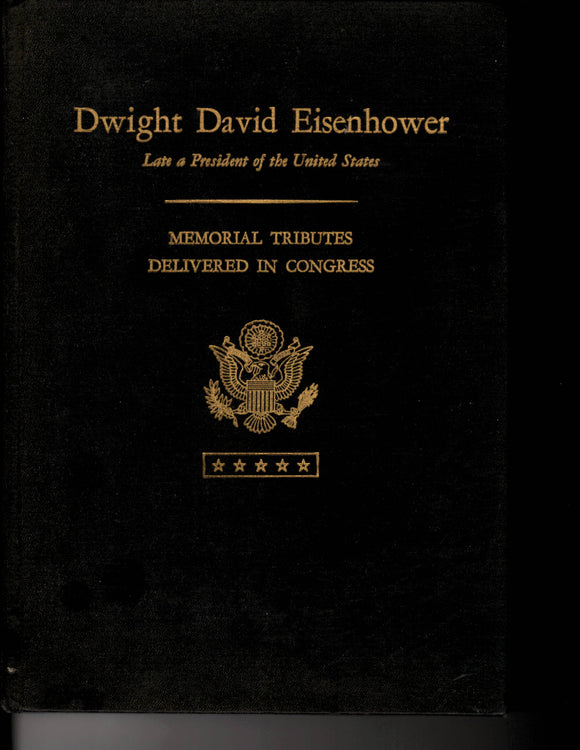 04 27 1973 Dwight David Eisenhower Memorial Tributes
