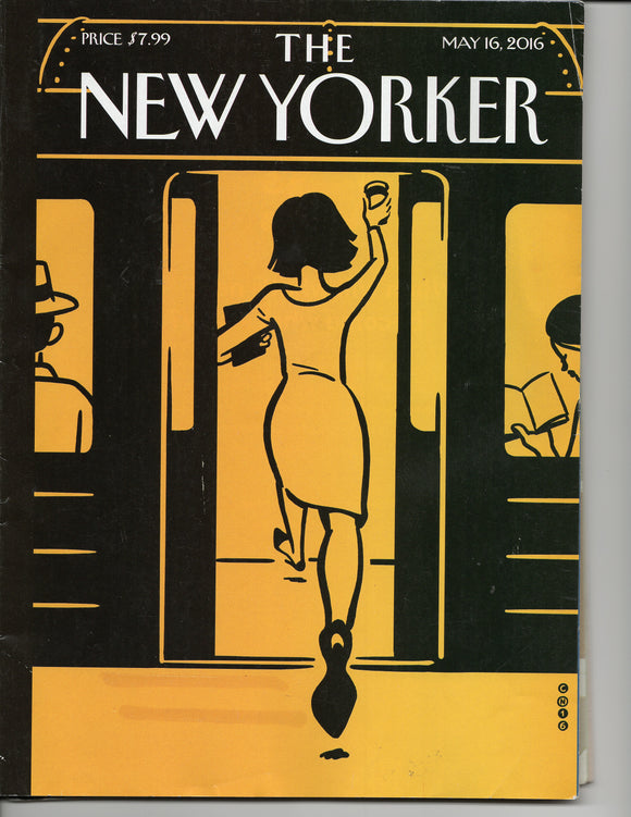 05 16 2016 The New Yorker