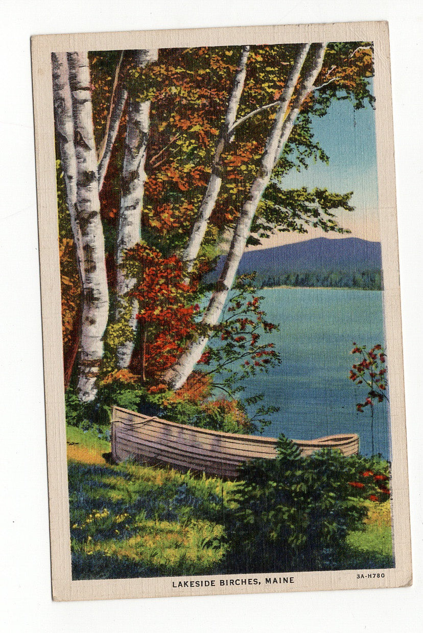 07 29 1937 Lakeside Birches, Maine PC5-15