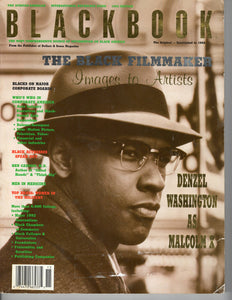 1992 Black Book The Black Filmmaker
