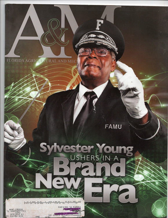 2013 FAMU Sylvester Young New Era MM06