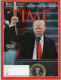 2017 TIME MAGAZINES - YOUR CHOICE