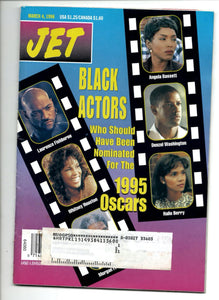03 02 1998 JET Magazine Black Actors - 1995 Oscars