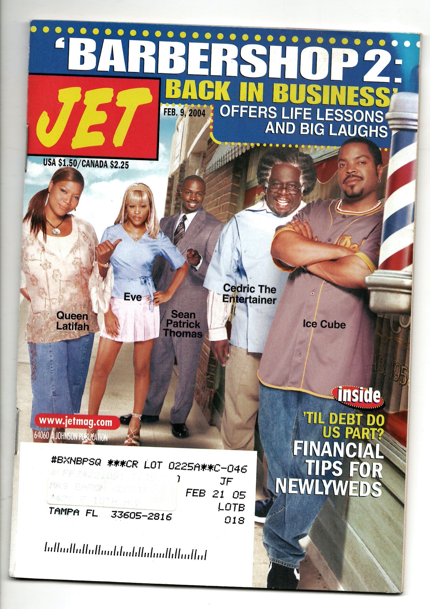 2004 JET Magazine Your Choice