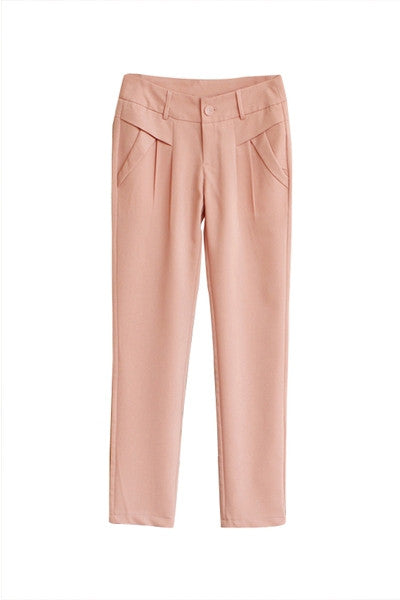 Tailored Fold Pants