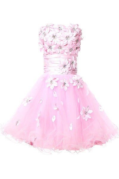Bubblegum Garden Dress