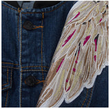 Wings of a Dove Jacket