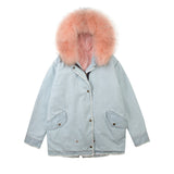 Cotton Candy Coat