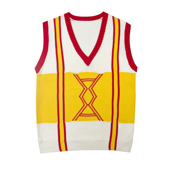 Playground Sleeveless Sweater