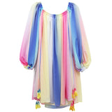 Rainbow Tunic Dress
