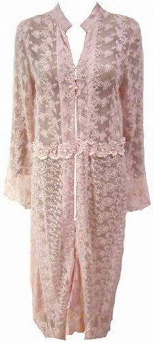 Lace Over-Cardigan