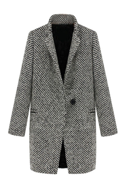 Monochrome Coat