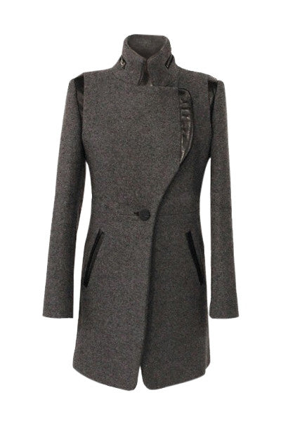 Stand to Attention Coat