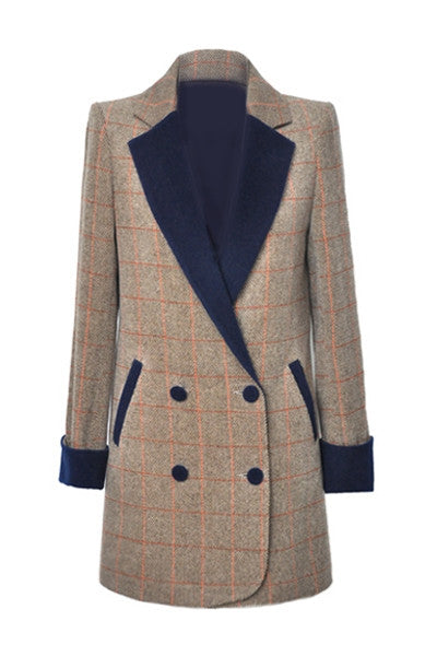Shooting Lodge Coat