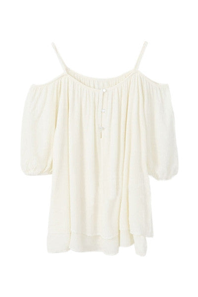 Romantic Peasant Top