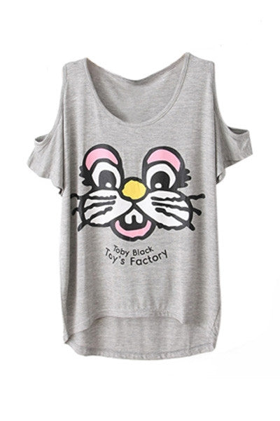 Cheshire Cat Top
