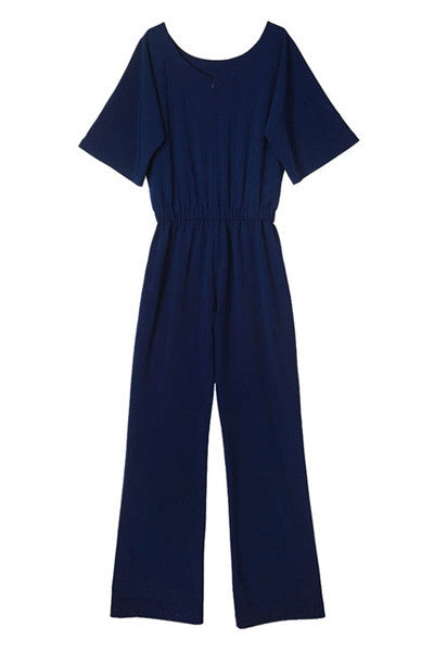 Deep Blue Sea Jumpsuit