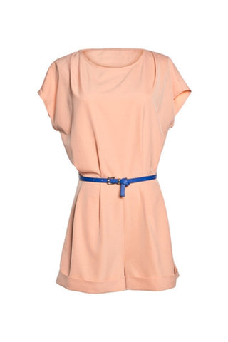 Blue Belt Playsuit