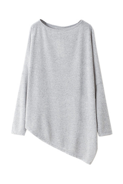 Pointed Asymmetrical Top