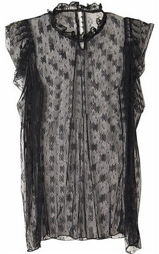 Gothic Lace Blouse