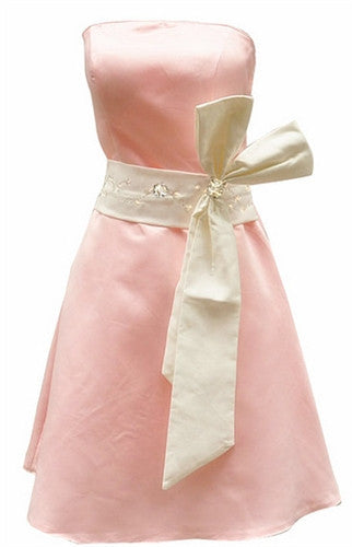 Bubblegum Bow Dress