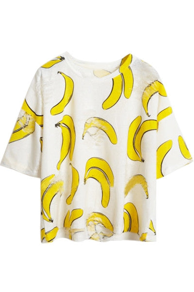 Lovely Bunch of Bananas Tee