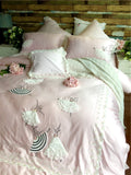 Embellished Fiona Sheet Set