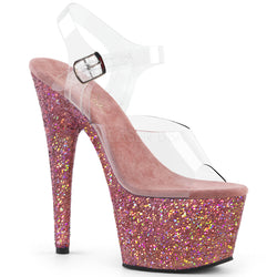 glitter pole dancing shoes