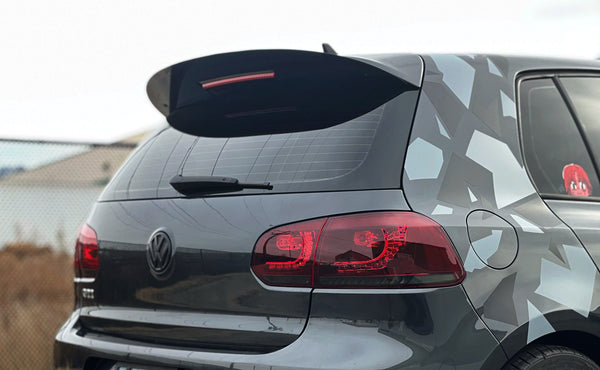 VW MK6 GTI V1 Wing Extension