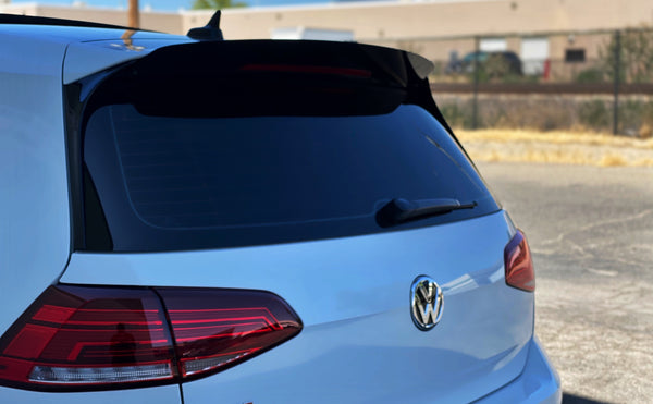 VW MK7/7.5 GTI & Golf R V1 Wing Extension