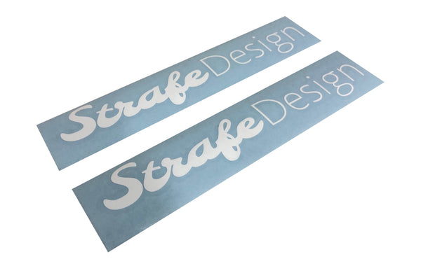 Strafe Design Decal Pack (2)