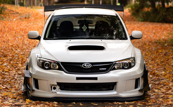 2011-2014 WRX & STI Quad Canards